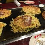 「曽根崎界隈」見て歩き〜キタ界隈のまち歩き&お好み焼体験〜を実施しました。