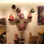 空掘商店街の「Beans Cafe & Gallery 片岡」さんで展示販売をします。12/7〜1/30