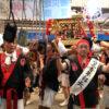7月25日も天神祭でスマホポーチ&テトラポーチ販売