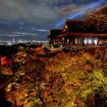 清水寺のビーム