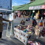 TJWK@「奈良・駅前 優しい地球人のマルシェ」