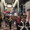 年末恒例のキタ歓楽街環境浄化パレード