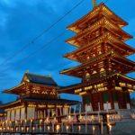 四天王寺万燈供養