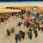 堂島の米相場